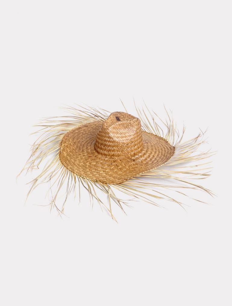 raw edge straw hat communitie