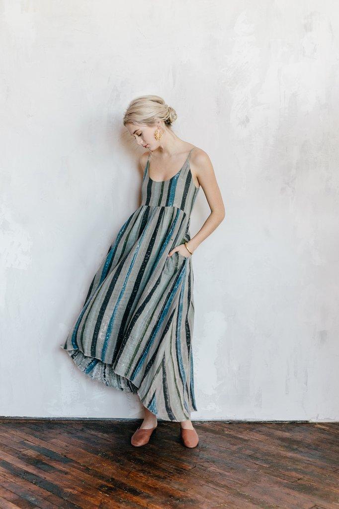 Setsuko Maxi Dress By Voloshin
